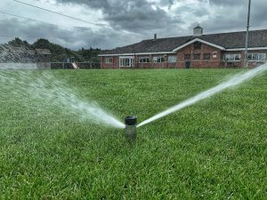 Hunter Irrigation the preferred choice at the Arthur Miller Stadium