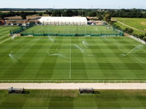 Canaries benefit from new  Hunter irrigation technology