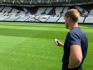 Hunter I-80 rotors impress at London Stadium