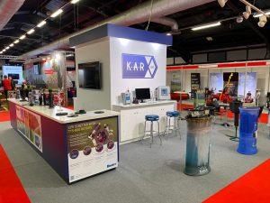 KAR UK & Hunter join forces at BTME 2020